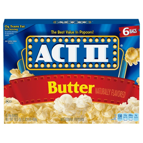 Microwave Popcorn Butter thumbnail