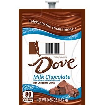 Flavia Dove Hot Chocolate thumbnail