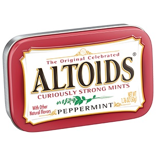Altoids Peppermint 1.76oz thumbnail