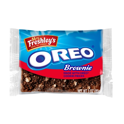 Mrs. Freshley's Oreo Brownie thumbnail