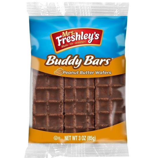 Mrs. Freshley's Buddy Bar 3 Pack thumbnail