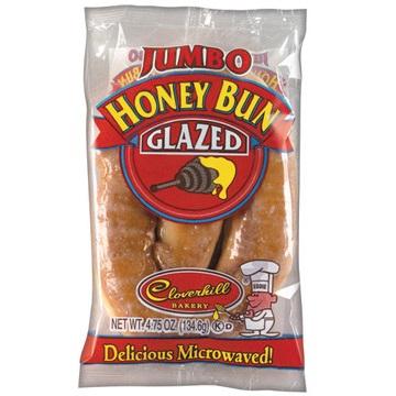 Cloverhill Jumbo Glazed Honey Bun thumbnail