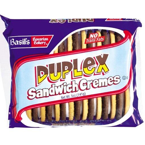 Basil Sandwich Cream Duplex 5oz thumbnail