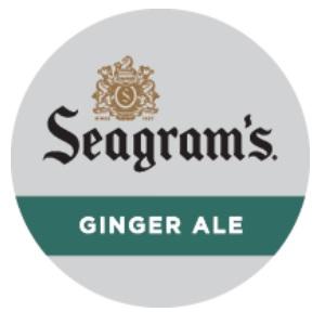 BIB - Seagram's Ginger Ale 2.5 gal thumbnail