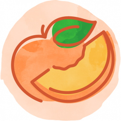 BEVI Peach Unsweetened thumbnail