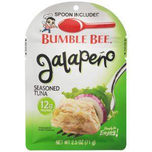Bumble Bee Lemon & Pepper Tuna Kit thumbnail