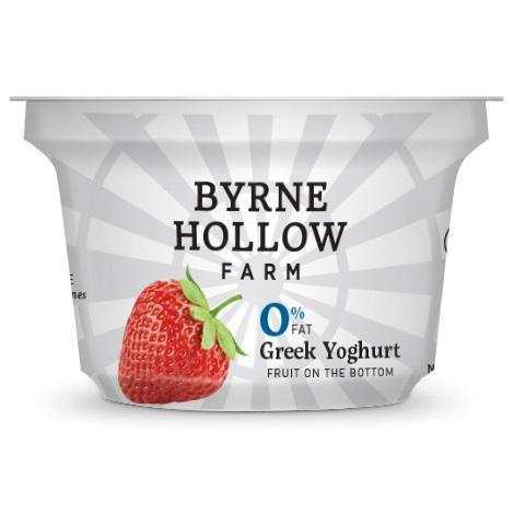 Byrne Hollow Strawberry Yogurt thumbnail