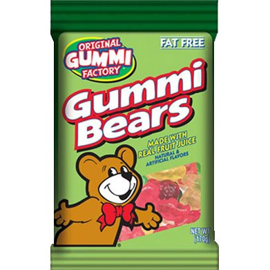 Gummi Bears Bag thumbnail