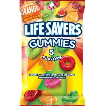 Lifesavers Gummies 5 Flavor thumbnail