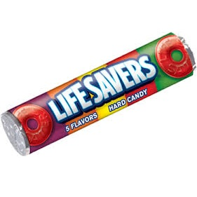Life Savers 5 Flavors Hard Candy thumbnail