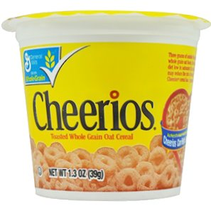 Cheerios Cereal Cup thumbnail