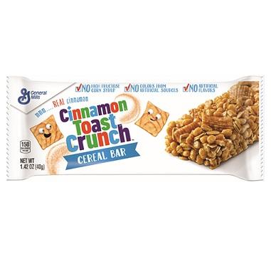 Cinnamon Toast Crunch Bar thumbnail