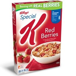 Special K Red Berries Box thumbnail