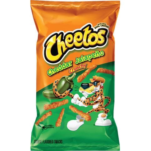 Cheetos Cheddar Jalapeno thumbnail