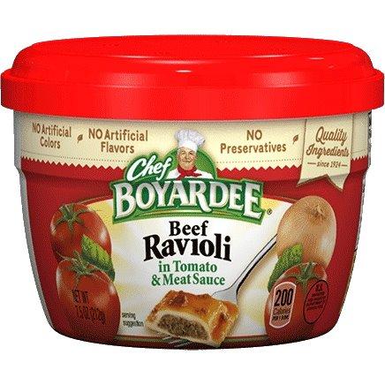 Chef Boyardee Beef Ravioli 7.5oz thumbnail