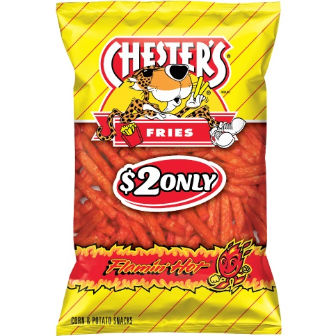 Chester's Flamin Hot Fries thumbnail