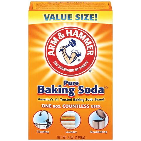 Baking Soda 16 oz thumbnail