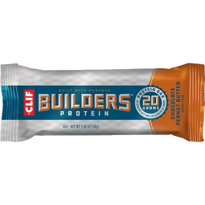 Clif Bar Builder Chocolate Peanut Butter thumbnail
