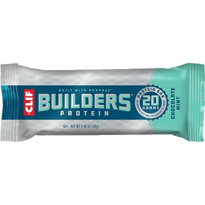 Clif Bar Builders Chocolate Mint thumbnail
