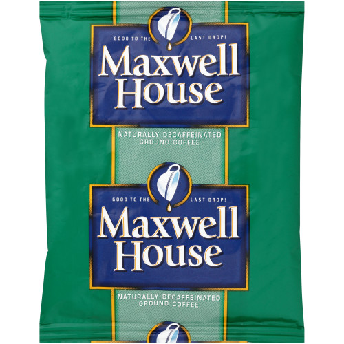 Maxwell House Decaf 1.1 oz thumbnail