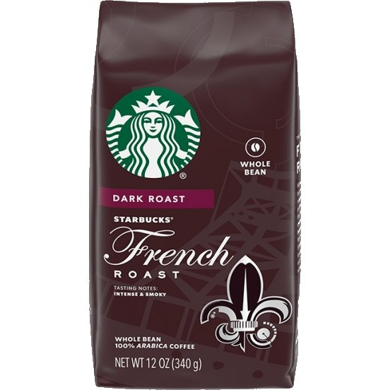Starbucks Whole Bean French Roast thumbnail