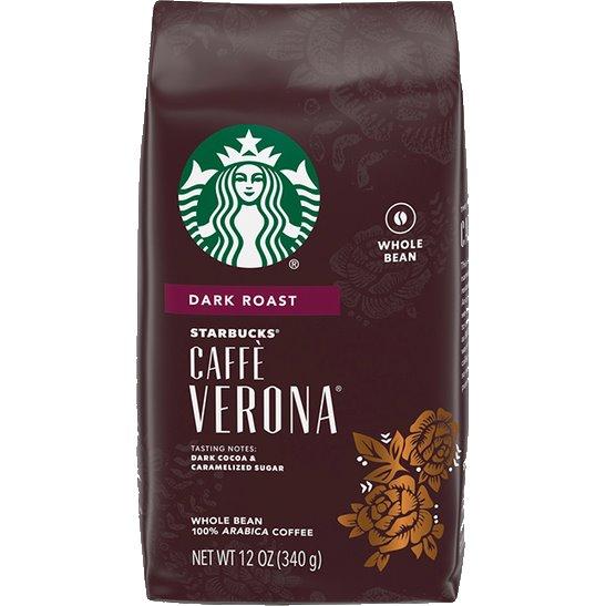 Starbuck Cafe Verona Bean 6/1lb thumbnail