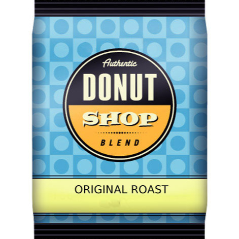 Authentic Donut Shop Coffee 42/2oz Frac Packs thumbnail