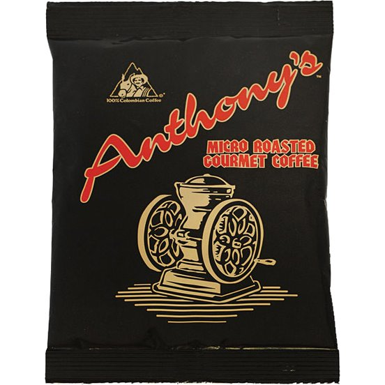 Anthony's 100% Colombian 1.5oz thumbnail