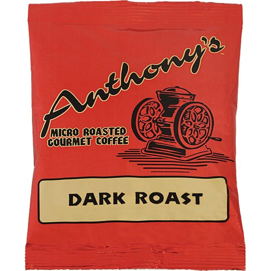 Anthony's Dark Roast 2.5oz thumbnail