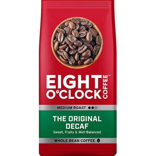 Eight O'Clock Decaf Bean 2lb thumbnail