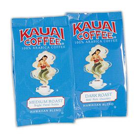 Kauai Coffee Medium Roast Whole Bean 2lb thumbnail