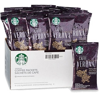 Starbucks Pack Verona 18/2.5oz Frac Packs thumbnail