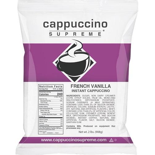 Cappuccino French Vanilla thumbnail