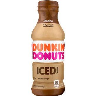 Dunkin Donuts Mocha Iced Coffee thumbnail