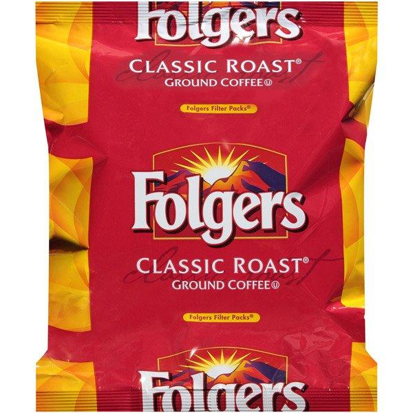 Folgers Classic Roast 1.5 oz - Frac Pack thumbnail