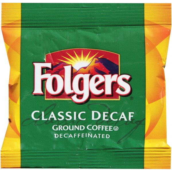 Folgers Decaf 42/1.5oz Frac Packs thumbnail