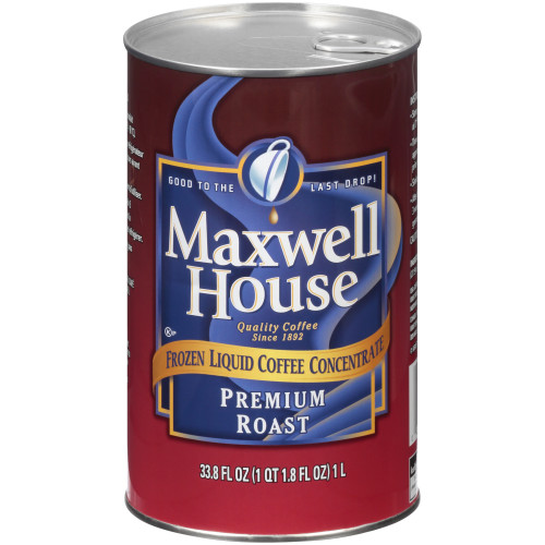 Maxwell House Liquid Premium 33.8oz thumbnail