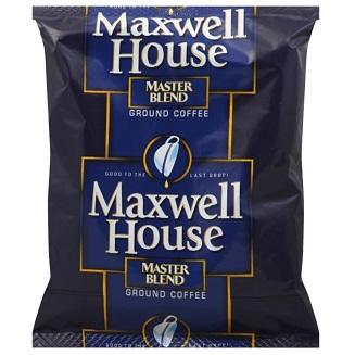 Maxwell House Master Blend 1.25oz thumbnail