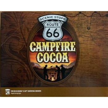 K-Cup Route 66 Campfire Cocoa Hot Chocolate thumbnail