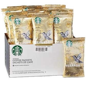 Starbucks Pack Veranda 2.5oz thumbnail
