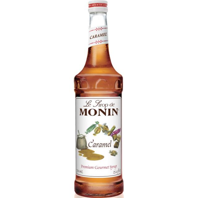 Monin Caramel Sugar Free 25.4 oz thumbnail