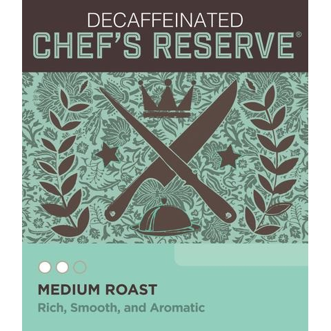 Wolfgang Puck Chefs Reserve Decaf Pods 18ct thumbnail