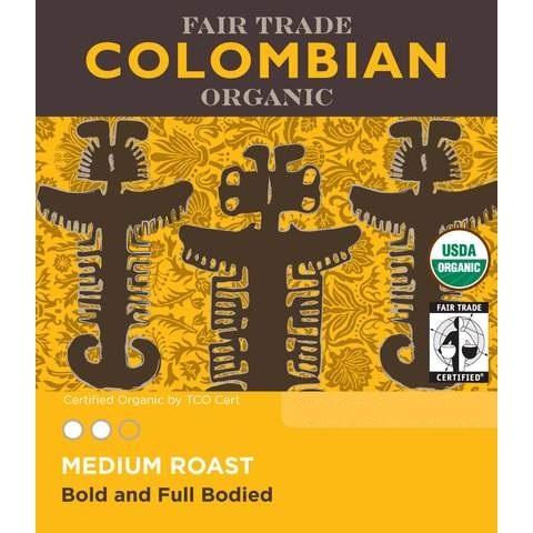 Wolfgang Puck Fair Trade Colombian 18ct thumbnail