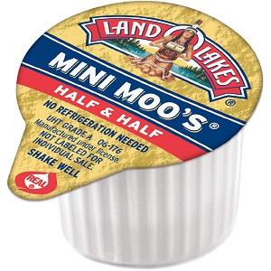 Land O Lakes Mini Moos Half & Half thumbnail