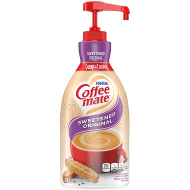Coffeemate Pump Original Liquid 1.5 ltr thumbnail