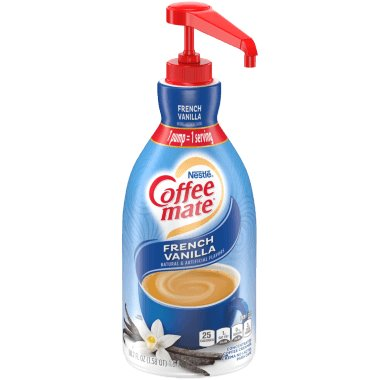 Coffeemate Pump French Vanilla 1.5 ltr thumbnail