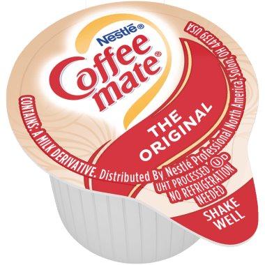 Coffeemate Original Liquid Cream Cups thumbnail