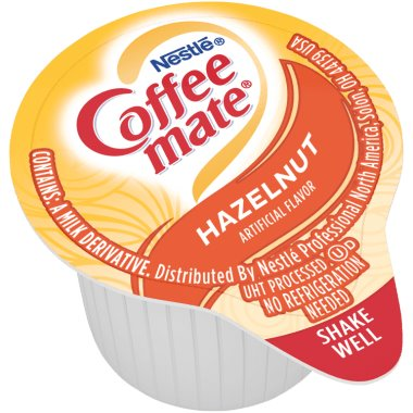 Coffeemate Hazelnut Liquid Cream Cups 180ct thumbnail