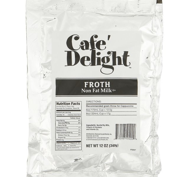 Cafe Delight Premium Froth thumbnail