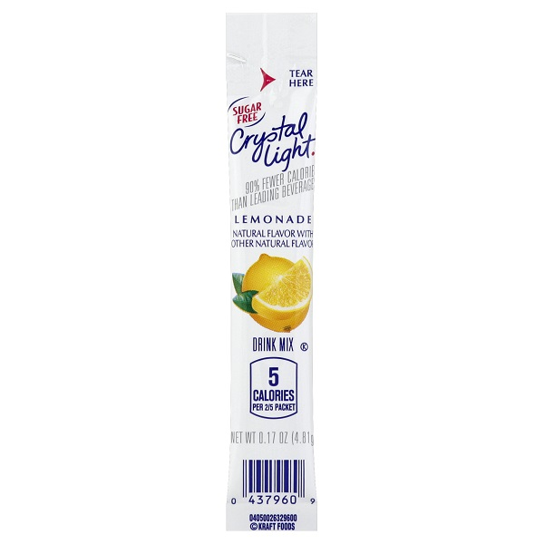 Crystal Light On The Go Lemonade 4/30ct thumbnail